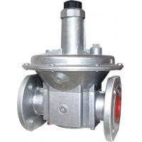 Silver Gray Natural Gas Line Regulator Self Service Gas Station Simple Structure Manufactures