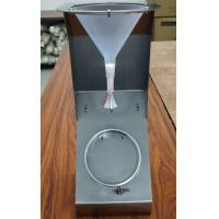 stainless steel Fabric & Garment Tester Spray Rating Testing Equipment Manufactures
