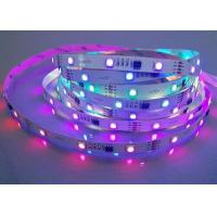 China Dream Color Digitally Addressable Led Strip WS2818 IC Magic RGB 5M SMD 5050 150 LEDs 7.2W/M on sale