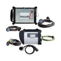 MB star C4 SD Connect Mercedes Benz Diagnostic Scanner With WiFi plus Tablet PC Manufactures