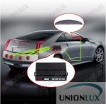 4 Sensors System 12v Car Parking Sensor 0.3m - 2.5M Detectin Range Manufactures