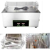 China Stainless Steel 304 Medical Ultrasonic Cleaning Machine For Orthopaedic Implant on sale