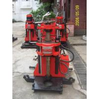 Portable Skid Mounted Drilling Rig For Survey Solid Mineral Deposit Manufactures