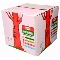 UV / Die Cutting 400gsm Paper Printed Packaging Boxes With Spot UV