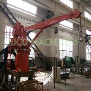 4M Ship Deck Cranes Manufactures
