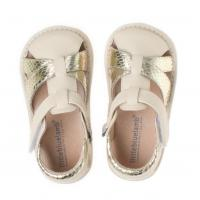 fashion leather squeaky kids sandals baby shoe SQ-B00002CR Manufactures