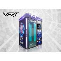 Theme Park Or School VR Arcade Machines Self - Service Coin Operated Manufactures