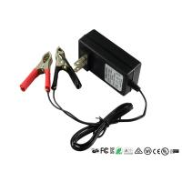 Intelligent 12V Sealed Lead Acid Battery Charger With Alligator Clips Manufactures