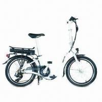 20-inch Electric Bike with 36V/10Ah Lithium Battery Manufactures