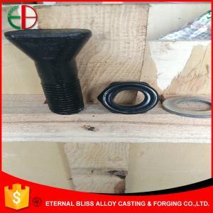 China Heat-treated 8.8 Grade Standard Size Bolt and Nut Sets EB898 on sale