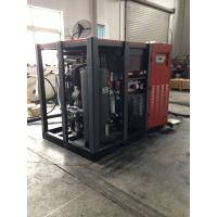 AC Power 132kw 7-13 Bar Electric Air Compressor In Power Generation Manufactures