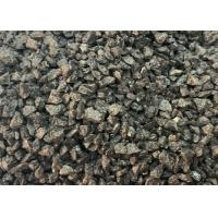 China High Packing Density Refractory Raw Materials Brown Fused Aluminuim Oxide on sale