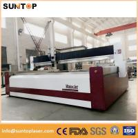 China Rubber water jet cutting equipment water jet cutter machine CE on sale