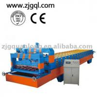 Glazed Roof Tile Forming Machine Manufactures