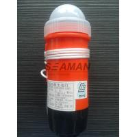 Marine Life Jacket Light  Dry Battery / SeaWater Battery Operated Emergency Strobe Lights Manufactures