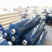 Flexible PVC Film with 0.05 to 0.5mm Thicknesses Manufactures