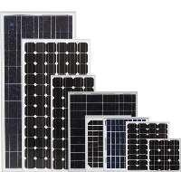 China crystalline solar module 5W to 300W with EMC directive for solar system/solar street light on sale