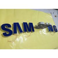 Samsung  Lighted Channel Letters  Injection Plastic Cover Wall Mounted Letters with Inventory Manufactures
