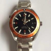 Omega Seamaster Series 232.30.42.21.01.002 Orange Bezel Men Automatic Watch Manufactures