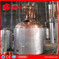 Used 3500L stainless steel commercial distilling equipment for sale China Manufactures