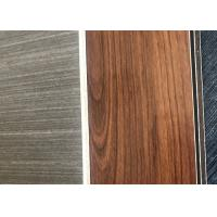 China 1.22m*2.44m Honey Melamine Laminated Boards For Office Furniture MFC Boards on sale