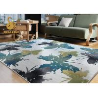 Comfortable Cut Pile Polyester Indoor Area Rugs For Home Decoration Manufactures