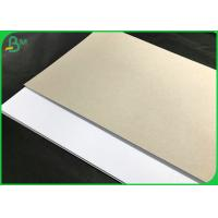 China White Clay Coated Gray Back Paper 170 Gsm To 450 Gsm Duplex Board In Sheets on sale
