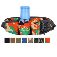 Outdoor Waist Packs Camouflage Design Running Bag Mutil Pockets Bum Bag Wholesales Hiking Camping Sports Waist Bags Manufactures