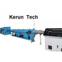 PVC Garden / Fiber Reinforced Pipe Production Line with HDPE PP Manufactures