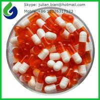 China Gelatin capsules Halal certificated on sale