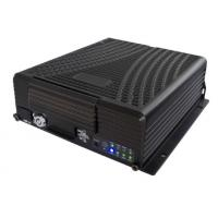 Vehicle Security System 8 Channel HDD Mobile DVR with Wifi Function Manufactures