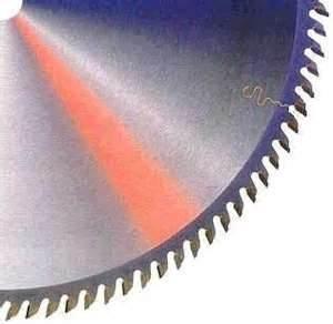 Heat - resistance tct circular metal cutting saw blade for cutting plastic, aluminum Manufactures