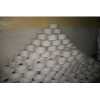 Virgin Material Linen Cotton Blended Core Spun Yarn 11Ne with Abrasion Resistant Manufactures
