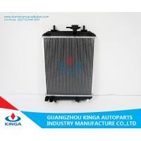 Auto best car Coolant Nissan Radiator for Toyota Passo 04 MT After Market Manufactures
