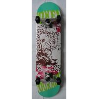 8 ply 100% Canadian Maple Skateboard  , Bamboo Blank Skateboard Deck Manufactures