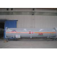 40ft Pressure Vessel Tanker Container For LPG Transport And Storage Manufactures