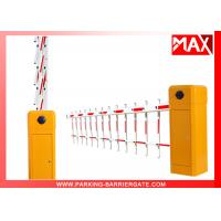 Highway Control Security Vehicle Barrier Gate With 5 Million Times Open And Close Manufactures