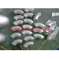 TOBO GROUP Stainless Steel Elbow LR 45 / 90 Degree , A403-WP304L A403-WP316L WP321 , 321H . WP347. A8 Manufactures