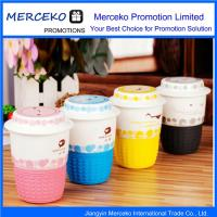 Ceramic Coffee Cup Without Handle Customized Logo Printed Manufactures