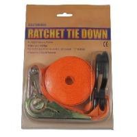 "Ratchet Tie Down 1"" X 5m, Model#DHLJ001 Manufactures"