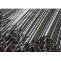 P1 / P5 / P9 Round Black Painting Carbon Steel Pipe ASTM A335 With Plastic Caps Manufactures