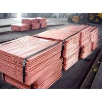 supply copper cathode high purity 99.9935% in low price