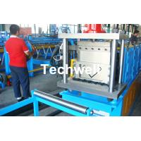 Solar Support Structure Roll Forming Equipment , 1.2 - 1.6 mm Thick Roll Former Machine Manufactures