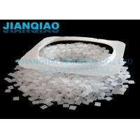 China Environmentally Friendly White Plastic Granules For WPC Compatilizer HDPE Processing on sale