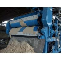 BCP Belt Filter Press Sludge Dewatering For Paper Industry 20 M3/H Manufactures