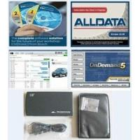 Alldata Version 10.40 Mitchell V2010 Car Diagnostic Software With 500gb Hdd Manufactures