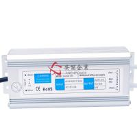 Constant Voltage 24V 80W Waterproof LED Driver , IP68 IP67 LED Power Supply Manufactures