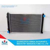 TEANA' 08-MT NISSAN Radiator Aluminum Material with Plastic Tank Manufactures