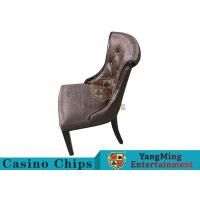 China 920mm Width Luxurious Casino Gaming Chairs With Good Load - Bearing Capacity on sale