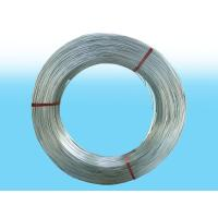 China 8*0.65mm High Frequency Galvanized Steel Tube With Certificate of ISO9001 on sale